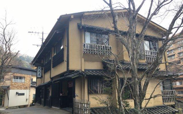 Отель Sujiyu Onsen Daikokuya Япония, Минамиогуни - отзывы, цены и фото номеров - забронировать отель Sujiyu Onsen Daikokuya онлайн вид на фасад