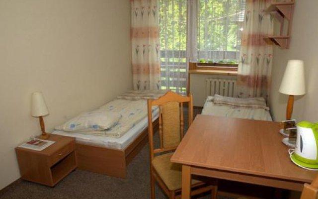 Отель Ośrodek Szpulki Закопане комната для гостей