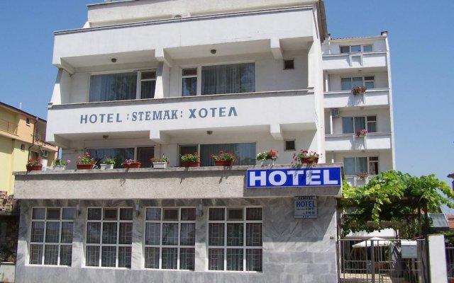 Отель Stemak Hotel Болгария, Поморие - отзывы, цены и фото номеров - забронировать отель Stemak Hotel онлайн вид на фасад