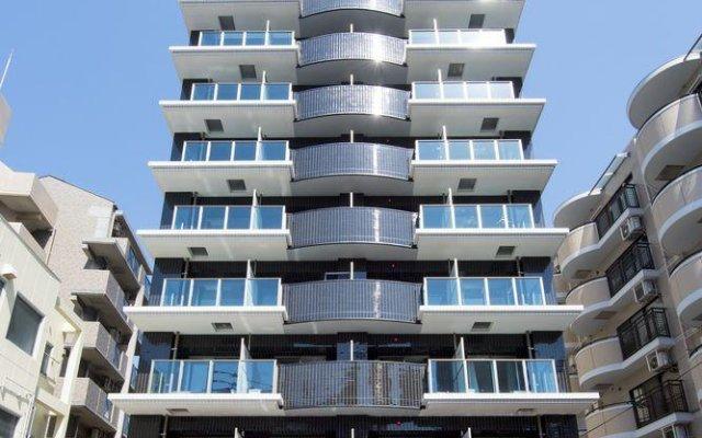 Отель VIRAGE Фукуока вид на фасад