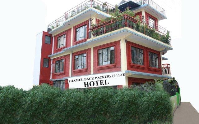 Отель Thamel Backpackers Home Непал, Катманду - отзывы, цены и фото номеров - забронировать отель Thamel Backpackers Home онлайн вид на фасад