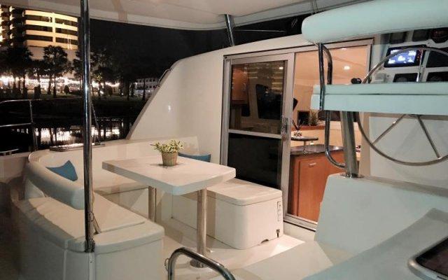 Отель Leopard Catamaran комната для гостей