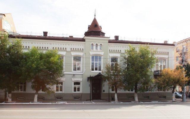 Гостиница Бонотель в Астрахани 14 отзывов об отеле, цены и фото номеров - забронировать гостиницу Бонотель онлайн Астрахань вид на фасад