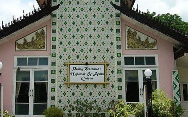 Отель Mandalay Swan вид на фасад