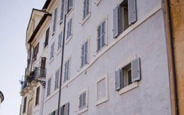 Отель Pantheon Royal Suite Италия, Рим - отзывы, цены и фото номеров - забронировать отель Pantheon Royal Suite онлайн вид на фасад