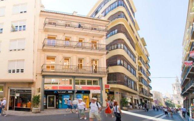Отель Catedral Испания, Валенсия - отзывы, цены и фото номеров - забронировать отель Catedral онлайн вид на фасад