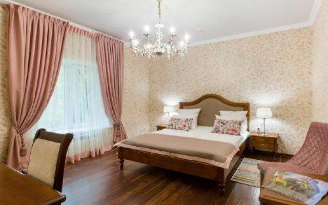 Eco hotel Lel' комната для гостей