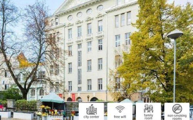 Отель Classic Apartments - Suur-Karja 18 Эстония, Таллин - отзывы, цены и фото номеров - забронировать отель Classic Apartments - Suur-Karja 18 онлайн вид на фасад