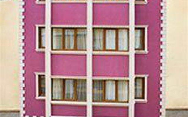 Апартаменты Sah Otel Apartment вид на фасад