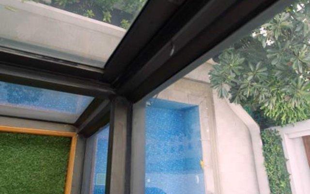 SAB House – Caters to Women (отель для женщин) Бангкок вид на фасад