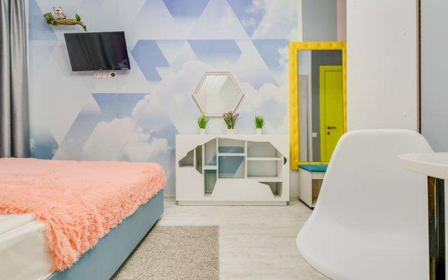 Good Luck Centre Hostel комната для гостей