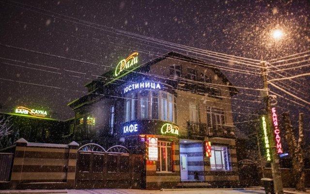 Hotel Dali вид на фасад