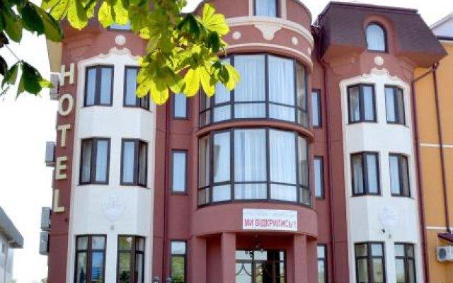 Гостиница H & K Imperial Plus Hotel Украина, Берегово - отзывы, цены и фото номеров - забронировать гостиницу H & K Imperial Plus Hotel онлайн вид на фасад