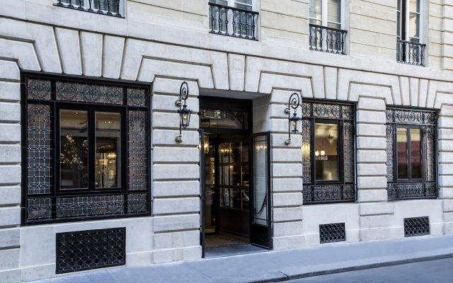 Отель Hôtel de La Tamise Франция, Париж - отзывы, цены и фото номеров - забронировать отель Hôtel de La Tamise онлайн вид на фасад