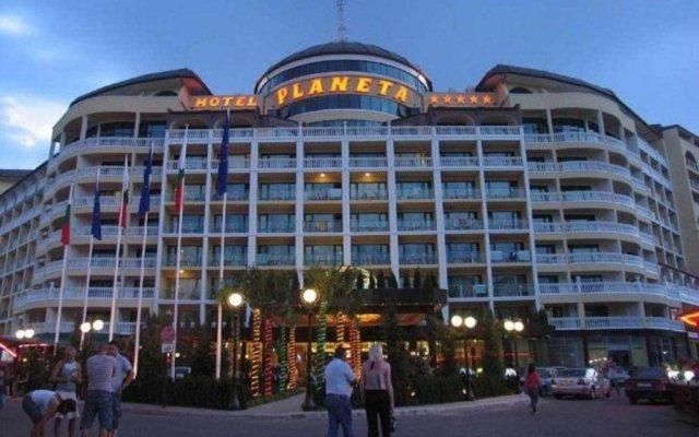 Отель Planeta Studio Болгария, Солнечный берег - отзывы, цены и фото номеров - забронировать отель Planeta Studio онлайн вид на фасад