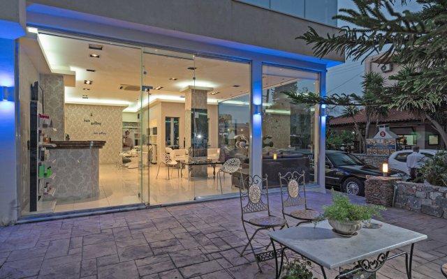 Отель Apollo Hotel 1 Греция, Георгиополис - отзывы, цены и фото номеров - забронировать отель Apollo Hotel 1 онлайн вид на фасад