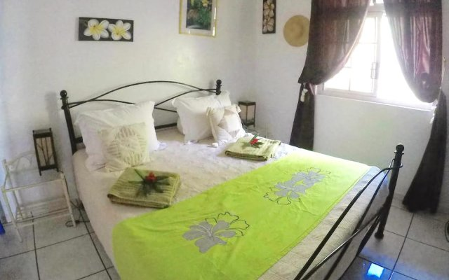 Отель Bora Vaite Lodge комната для гостей