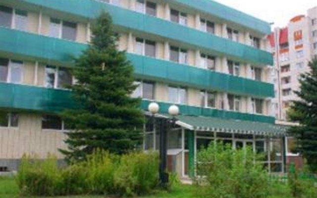 Гостиница Alyaska в Саратове отзывы, цены и фото номеров - забронировать гостиницу Alyaska онлайн Саратов вид на фасад