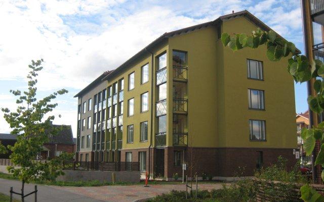Отель Avia Apartment Финляндия, Вантаа - отзывы, цены и фото номеров - забронировать отель Avia Apartment онлайн вид на фасад
