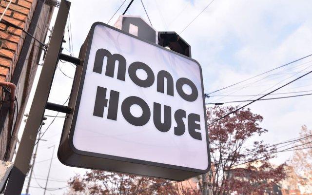 Отель Mono House Hongdae 5 вид на фасад