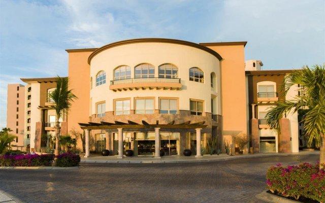 Отель Villa del Palmar Residences Кабо-Сан-Лукас вид на фасад