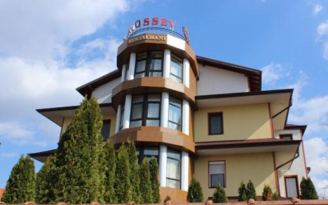 Villa Hotel Kiosev вид на фасад