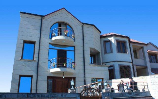 Мини-отель Art вид на фасад