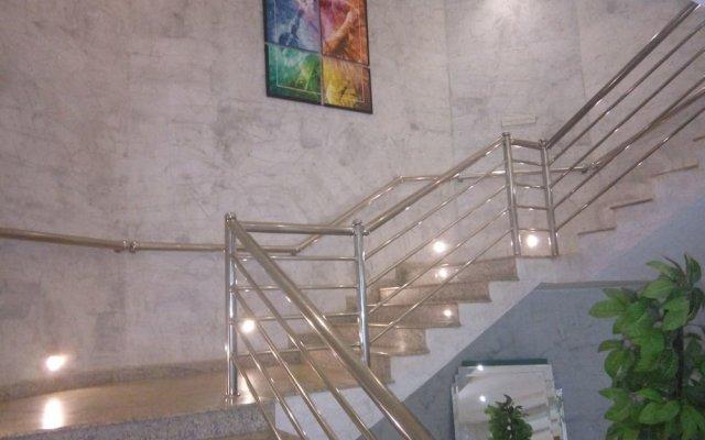 Eden Crest Hotel & Resort Энугу вид на фасад