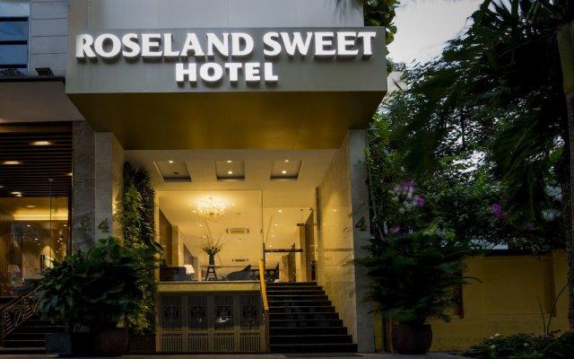 Roseland Sweet Hotel & Spa вид на фасад