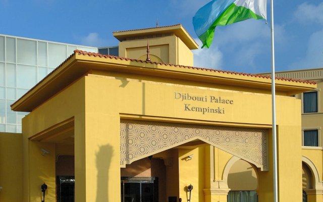 Djibouti Palace Kempinski in Djibouti, Djibouti from 384$, photos, reviews - zenhotels.com hotel front