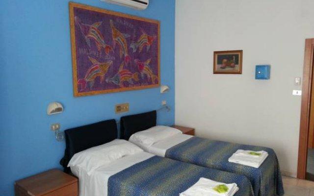 Отель Costa D'oro Римини вид на фасад