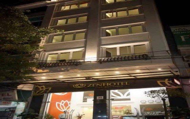 Отель Zen Ханой вид на фасад