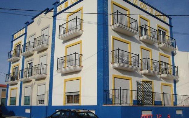 Отель Alagoa Azul II вид на фасад