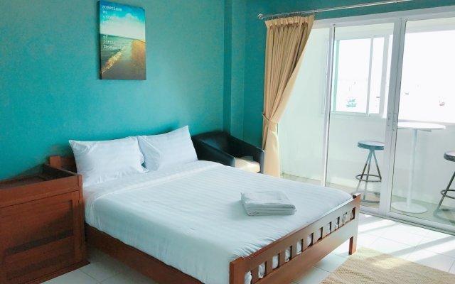 Отель Rooms @Won Beach вид на фасад
