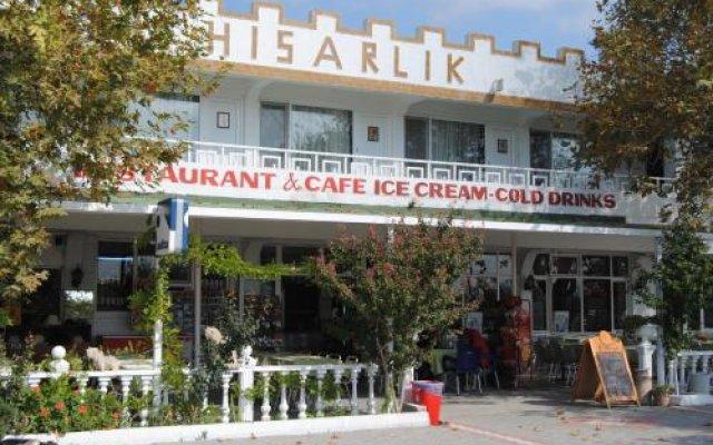 Hisarlık Турция, Тевфикие - отзывы, цены и фото номеров - забронировать отель Hisarlık онлайн вид на фасад