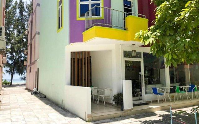 Отель Summer Reef Мальдивы, Мале - отзывы, цены и фото номеров - забронировать отель Summer Reef онлайн вид на фасад