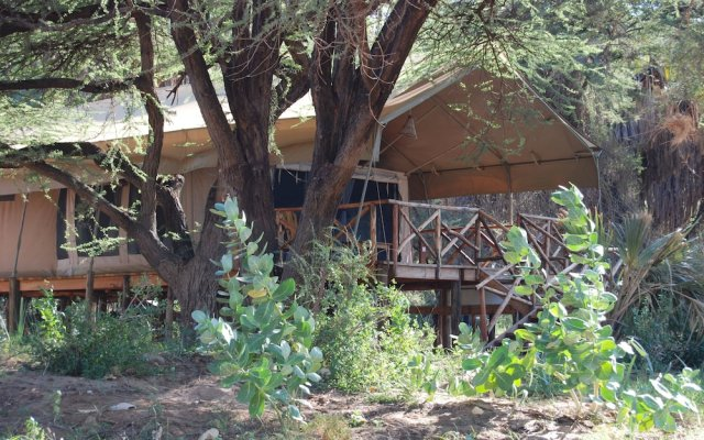 Elephant Bedroom Camp - Samburu