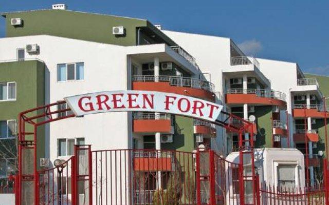 Апартаменты ПМГ Грийн Форт