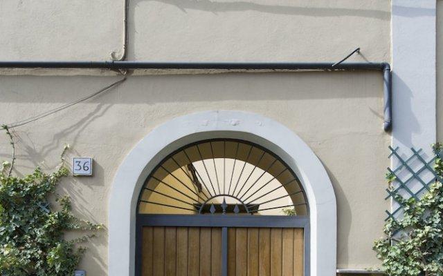 Отель Flatinrome - Termini вид на фасад