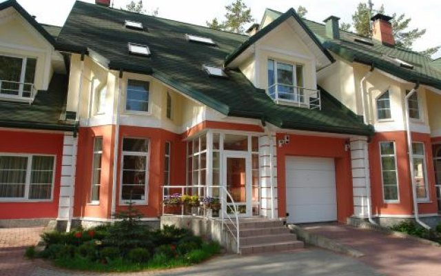 Отель Home on Promenades Street Латвия, Юрмала - отзывы, цены и фото номеров - забронировать отель Home on Promenades Street онлайн вид на фасад