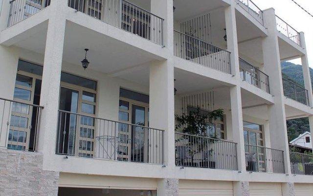 Отель Felicita Prcanj Boko Kotor вид на фасад