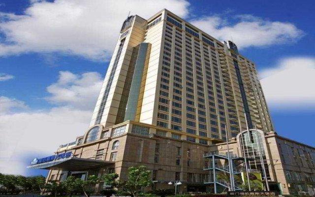 Отель Days Fortune Сямынь вид на фасад