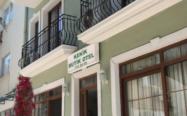 Отель Kekik Butik Otel Чешме вид на фасад