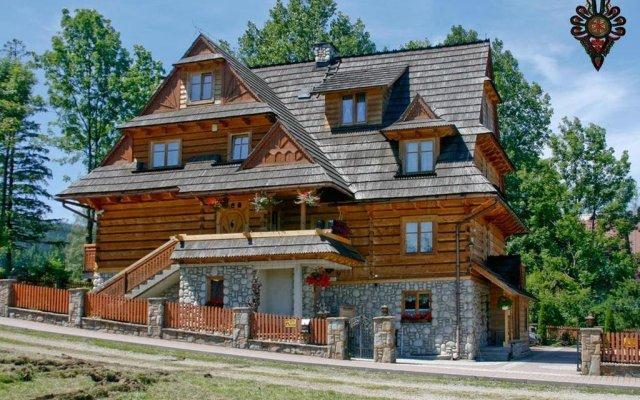 Отель Gościniec Regionalny Польша, Закопане - отзывы, цены и фото номеров - забронировать отель Gościniec Regionalny онлайн вид на фасад