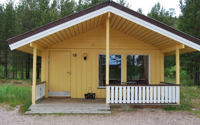 Отель Karasjok Camping комната для гостей