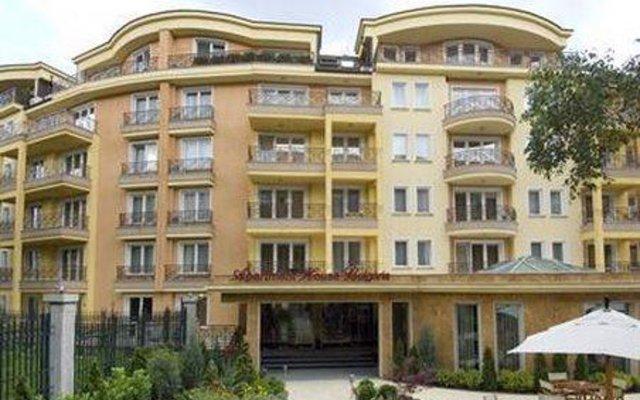 Отель Bulgaria Aparthotel София вид на фасад