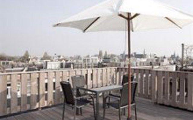Отель Kees Apartment Нидерланды, Амстердам - отзывы, цены и фото номеров - забронировать отель Kees Apartment онлайн вид на фасад