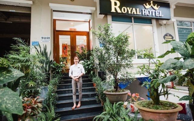 Отель Royal Ханой вид на фасад