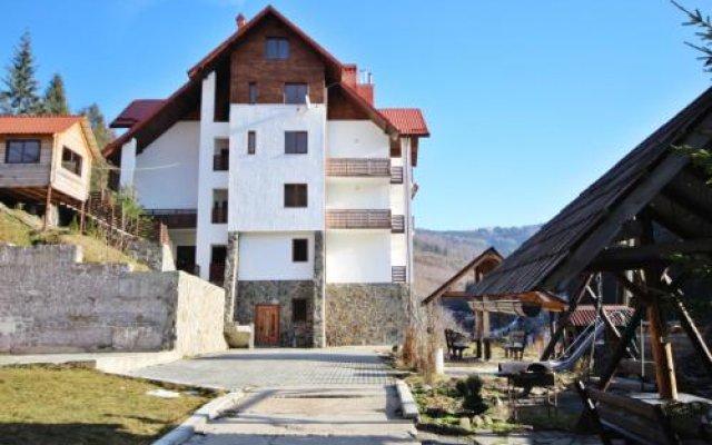 Гостиница Na Gorbi Украина, Волосянка - отзывы, цены и фото номеров - забронировать гостиницу Na Gorbi онлайн вид на фасад