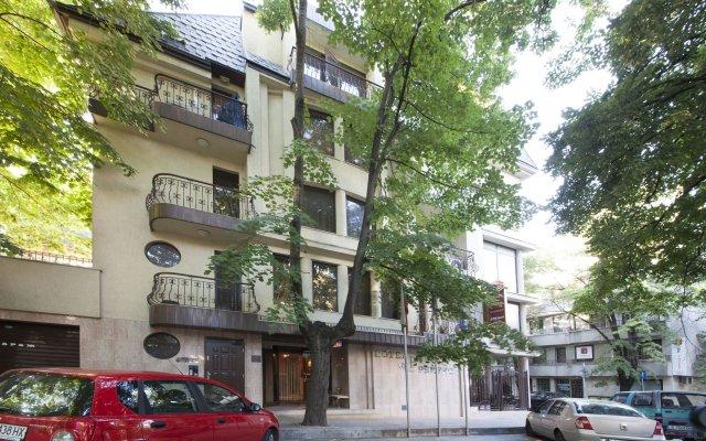 Отель Perfect Болгария, Варна - отзывы, цены и фото номеров - забронировать отель Perfect онлайн вид на фасад
